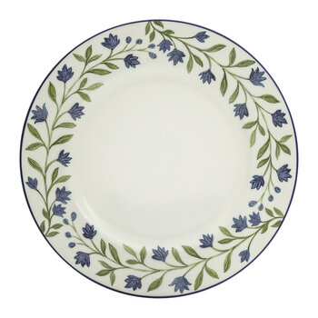 Nina Campbell x Marguerite Plate
