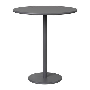 Stay Outdoor Side Table - Warm Grey