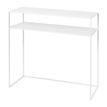 Fera Console Table - White