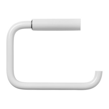 Modo Toilet Paper Holder - White