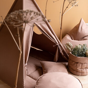 Ensemble de Tipi - Beige Chaud