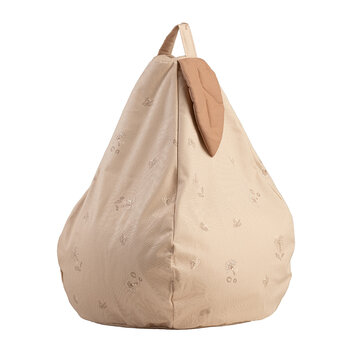 Leaf Beanbag - Powder Beige