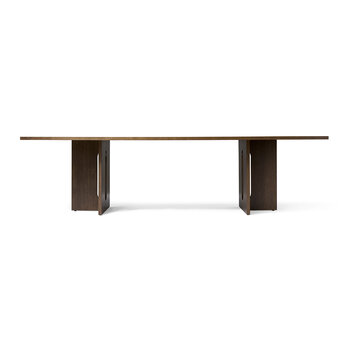Androgyne Dining Table - Dark Lacquared Oak