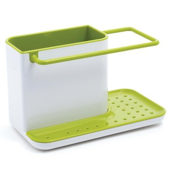 Caddy Sink Organiser - White/Green
