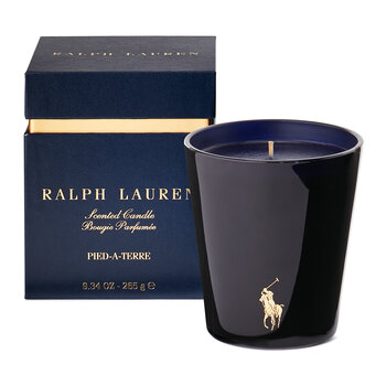 Pied A Terre Scented Candle - Blue