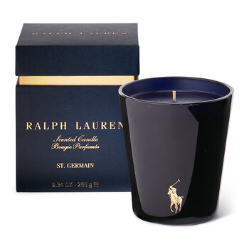 St Germain Scented Candle - Blue