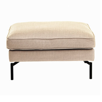 PPno.2 Footstool - Smooth Beige