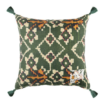 Zold Pillow - 50x50cm - Green