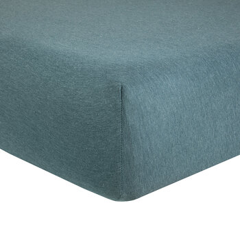 Boss Sense Fitted Sheet- Ocean