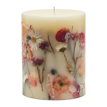 Rosy Rings 200 Hour Botanical Candle - Apricot Rose