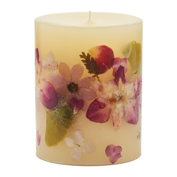 Rosy Rings 200 Hour Botanical Candle - Iris Moon