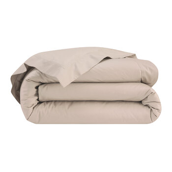 Triomphe Sateen Quilt Cover - Pierre