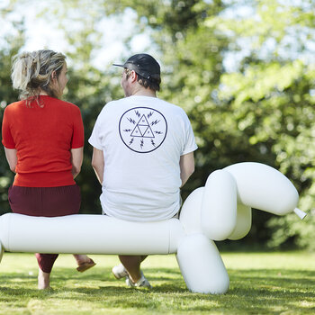 Attackle Bench - White