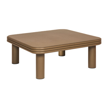 Scala Square Coffee Table - Caramel G51