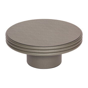 Scala Round Coffee Table - Small - Mud G21