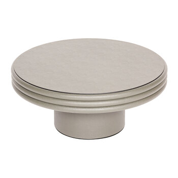 Scala Round Coffee Table - Small - Light Grey G37