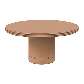 Scala Round Dining Table - Caramel G51
