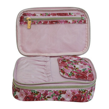Make Up Organizer - Flourish Pink