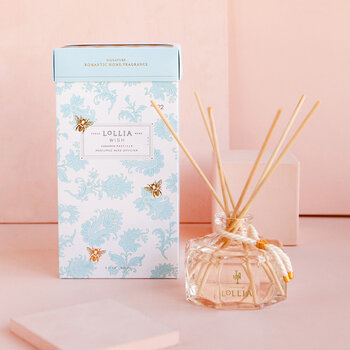 Wish Perfumed Reed Diffuser - Sugared Pastille - 236ml