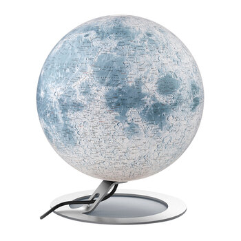 National Geographic Globe - 30cm - The Moon Creation