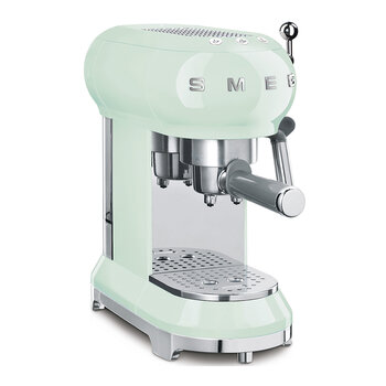 Espresso Machine - Pastel Green