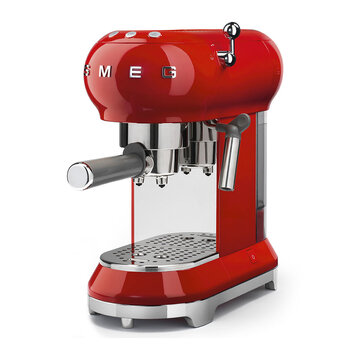 Espresso Machine - Red