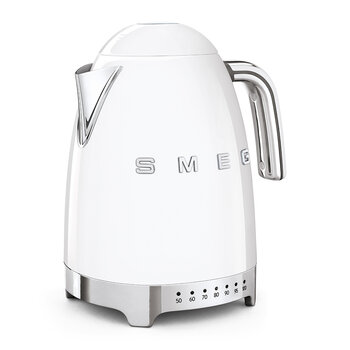 Temperature Controlled Kettle - White