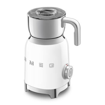 Milk Frother - White