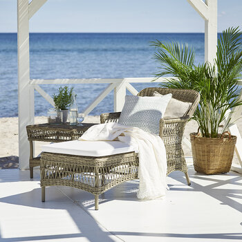 Olivia Outdoor Chaiselounge - Antique CY101