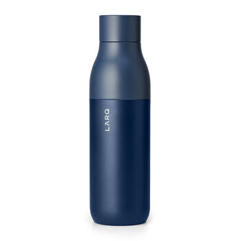 Self-Cleaning Insulated Water Bottle PureVis - Monaco Blue