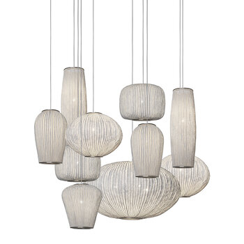Coral Ceiling Light - Large