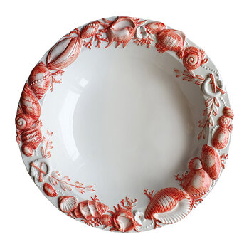 Shell Collection Seafood Plate