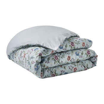 Candide Printed Percale Duvet Cover