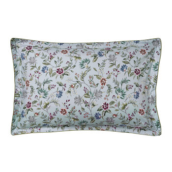 Candide Printed Percale Oxford Pillowcase