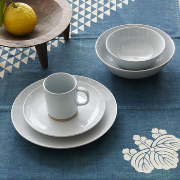 Olio Side Plate - White