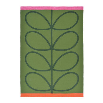 Giant Linear Stem Outdoor Rug - Seagrass