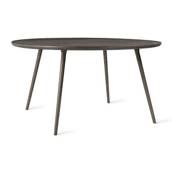 Accent Dining Table - Black Stained Oak