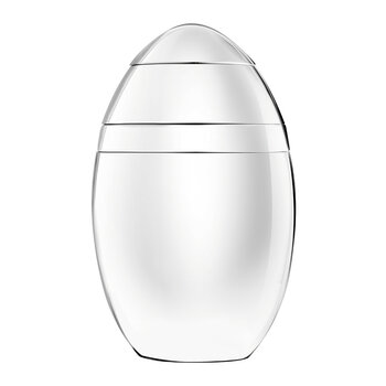 Uni Baby Arrival Egg - Silver