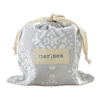 Print Sandbag Scented Candle - Saltaire
