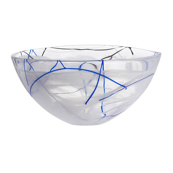 Contrast Bowl - Large - White