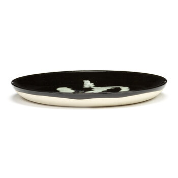 Feast Plate - Set of 2 - Small - Black Pepper