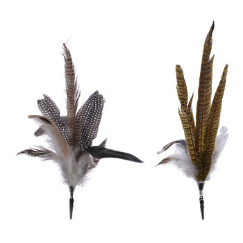 Feather Clip - Set of 2
