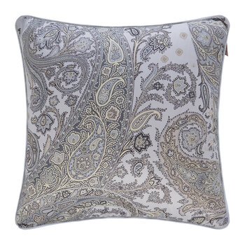 Newark Piped Pillow - Gray - 45x45cm