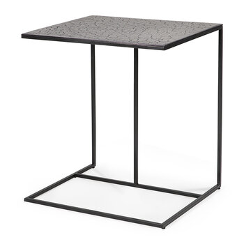 Triptic Side Table - Taupe