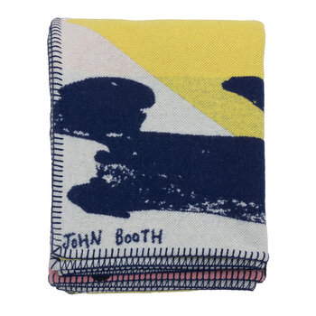 Begg x Co John Booth Blanket - Lambswool/Cashmere