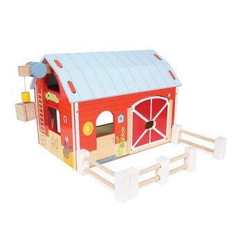 Toy Barn - Red