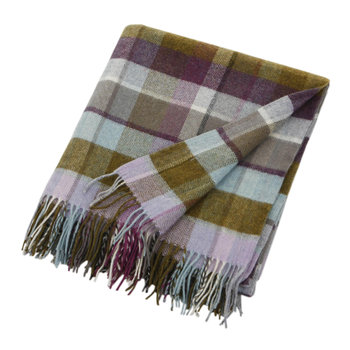 Lambswool Throw - WR122