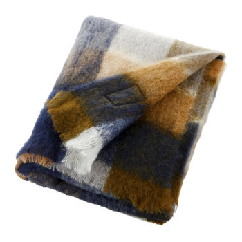 Mohair Throw - M50