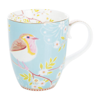 Grand Mug Early Bird - Bleu