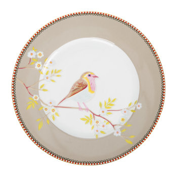 Early Bird Plate - Khaki